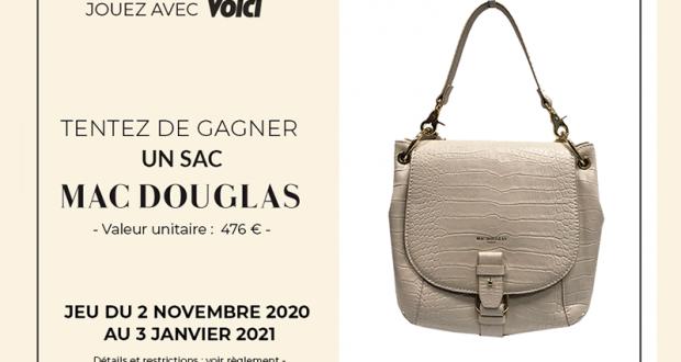 4 sacs Mac Douglas offerts (Valeur unitaire 476€)