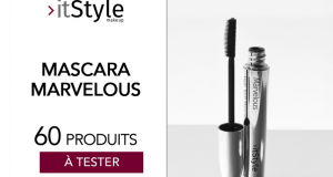 60 mascara marvelous itstyle makeup à tester