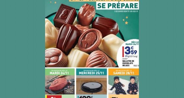 Catalogue Aldi du 24 novembre au 30 novembre 2020