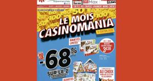 Catalogue Casino du 09 novembre au 22 novembre 2020