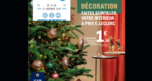 Catalogue E.Leclerc du 10 novembre au 21 novembre 2020