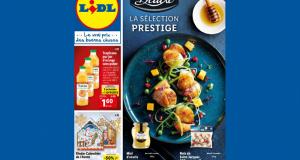 Catalogue Lidl du 04 novembre au 10 novembre 2020