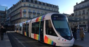 Circulation gratuite sur les lignes de Tramways & de Bus du réseau Irigo