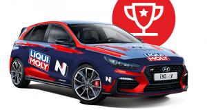 Gagnez une voiture Hyundai i30N exclusive au look Liqui Moly