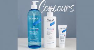 Lot de 3 produits de soins Noreva offert