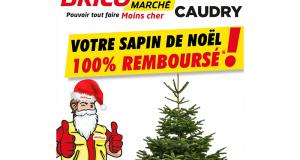 Sapins de Noël Naturels 100% remboursés