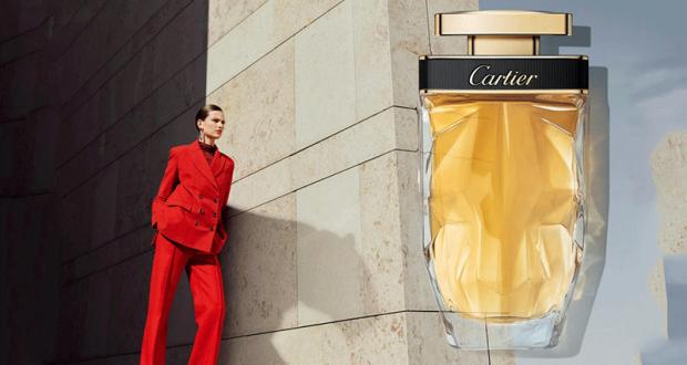 Échantillons Gratuits de Parfum La Panthère de Cartier