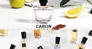 Échantillons gratuits du parfums Caron