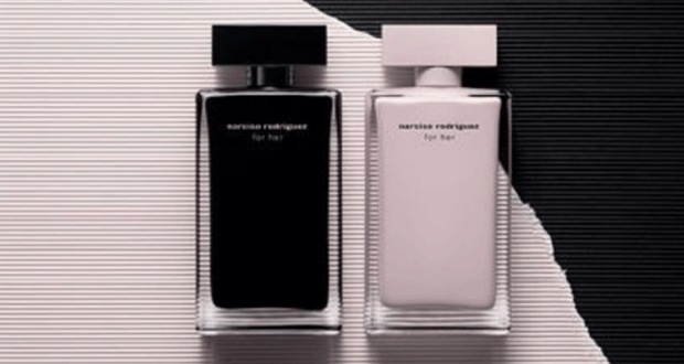 Échantillons gratuits parfum For Her de Narciso Rodriguez
