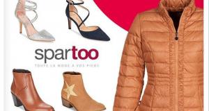 10 bons d'achats Spartoo de 100€ offerts