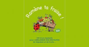 10 livres de jardinage Ramène ta fraise offerts