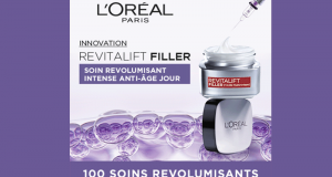 100 Soin Anti-Âge Jour Revitalift Filler de L'Oréal Paris à tester