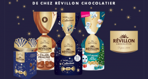 100 lots gourmands Révillon Chocolatier offerts