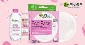 1000 routines Garnier Eco Pads à tester