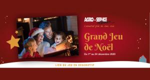 12500 chèques cadeaux Agro Service 2000 offerts