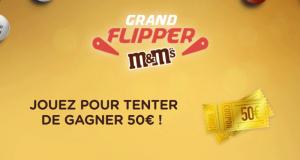 15 bons d'achat M&M's de 50 euros offerts