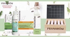 20 lots de 5 produits Pranarôm offerts