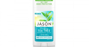 25 Soin Bâton Deodorant Tea Tree JASON à tester