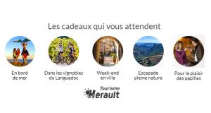 25 séjours offerts par Hérault tourisme
