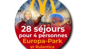 28 séjours pour 4 personnes à Europa-Park offerts
