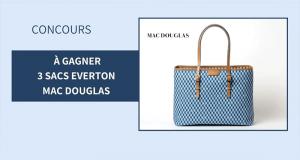 3 sacs à main Everton Mac Douglas offerts