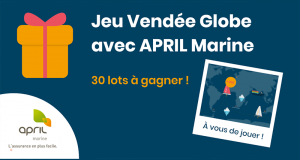 30 lots offerts par APRIL Marine