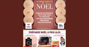 Catalogue Aldi du 01 décembre au 07 décembre 2020