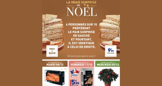 Catalogue Aldi du 08 décembre au 13 décembre 2020