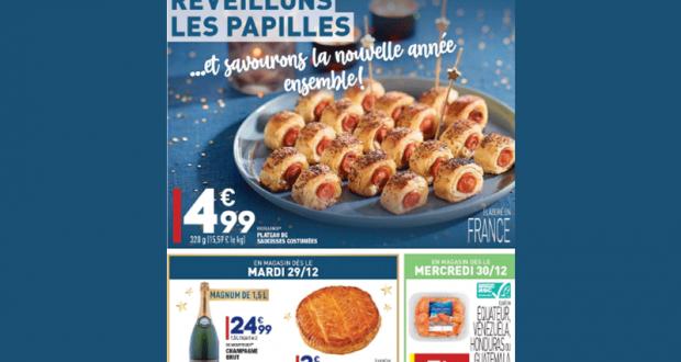 Catalogue Aldi du 29 décembre au 04 janvier 2021