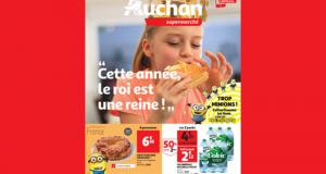 Catalogue Auchan du 02 janvier au 10 janvier 2021