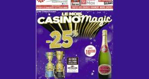 Catalogue Casino du 07 décembre au 20 décembre 2020
