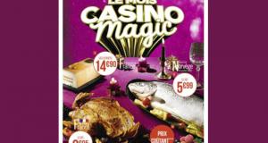 Catalogue Casino du 14 décembre au 27 décembre 2020