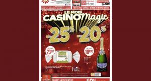 Catalogue Casino du 21 décembre au 03 janvier 2021