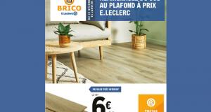 Catalogue E.Leclerc du 31 décembre au 16 janvier 2021