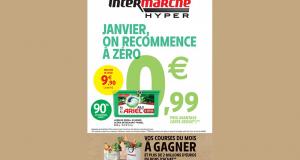 Catalogue Intermarché du 29 décembre au 10 janvier 2021