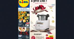 Catalogue Lidl du 02 décembre au 08 décembre 2020