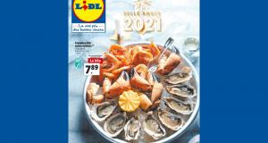 Catalogue Lidl du 30 décembre au 05 janvier 2021