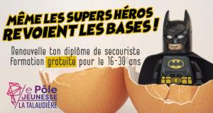 Formation Gratuite au Secourisme PSC1 - Croix Blanche