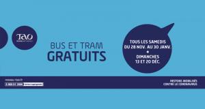 Gratuité des Bus et Trams - Orléans Métropole