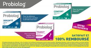 Probiolog Satisfait ou 100% Remboursé