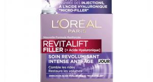 Testez le Soin Jour Anti-Age Revitalift Filler de L'Oréal Paris