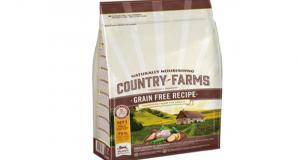 Échantillons Gratuits de produit Country Farms pour Chiot