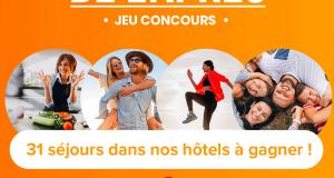 31 séjours de 2 nuits dans l'hôtel Balladins de votre choix