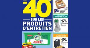 Catalogue Aldi du 05 janvier au 11 janvier 2021
