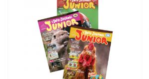 Magazine L'info-journal junior Gratuit