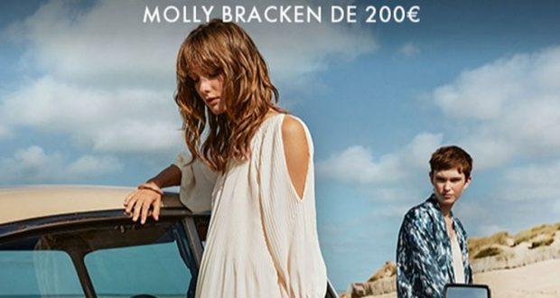 10 bons d'achat Molly Bracken de 200 euros offerts