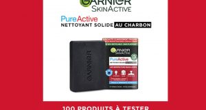 100 Nettoyant Solide anti-imperfections Garnier Pure Active à tester