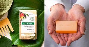 1000 shampoings solides à la mangue Klorane à tester