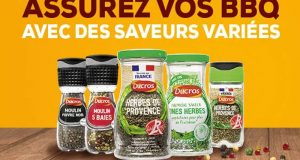 120 assortiments de 4 produits Ducros offerts