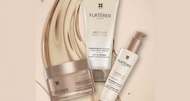 2 lot de 3 produits de soins capillaires René Furterer offerts